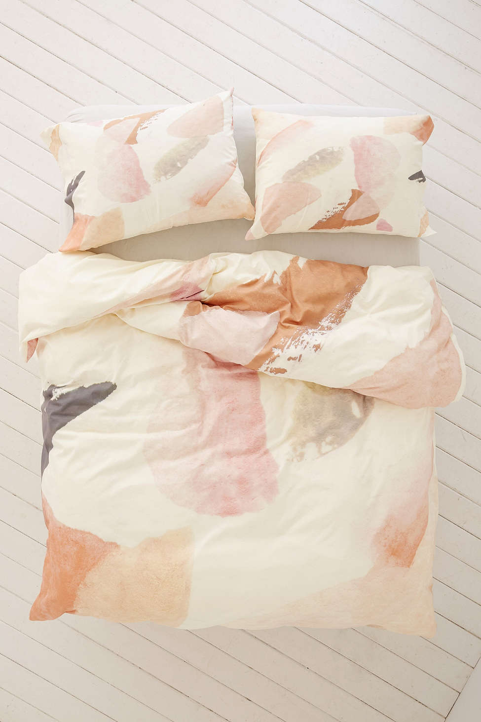 Georgina Paraschiv abstract bedding from Urban Outfitters