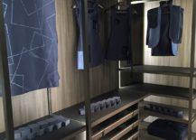 Gorgeous walk-in closet from MisuraEmme at Milan 2016
