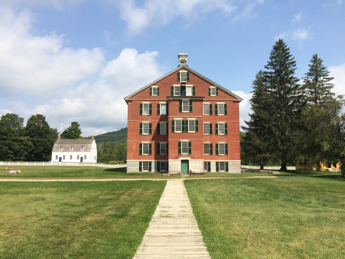 Hancock Shaker Village buildings
