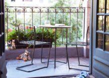 High-Tech chair by Nils Strinning