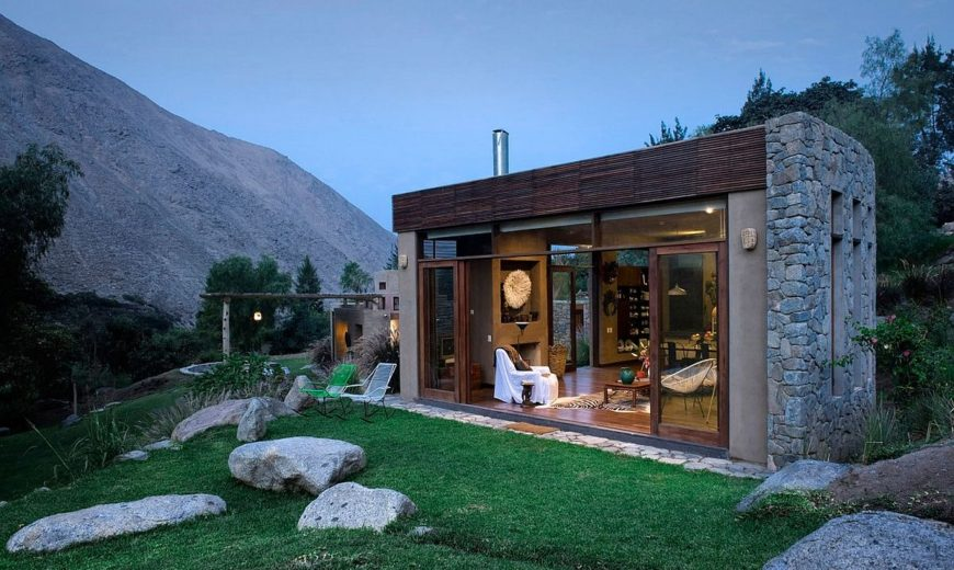 Shrouded in Splendor: Idyllic Casa Chontay in Peru