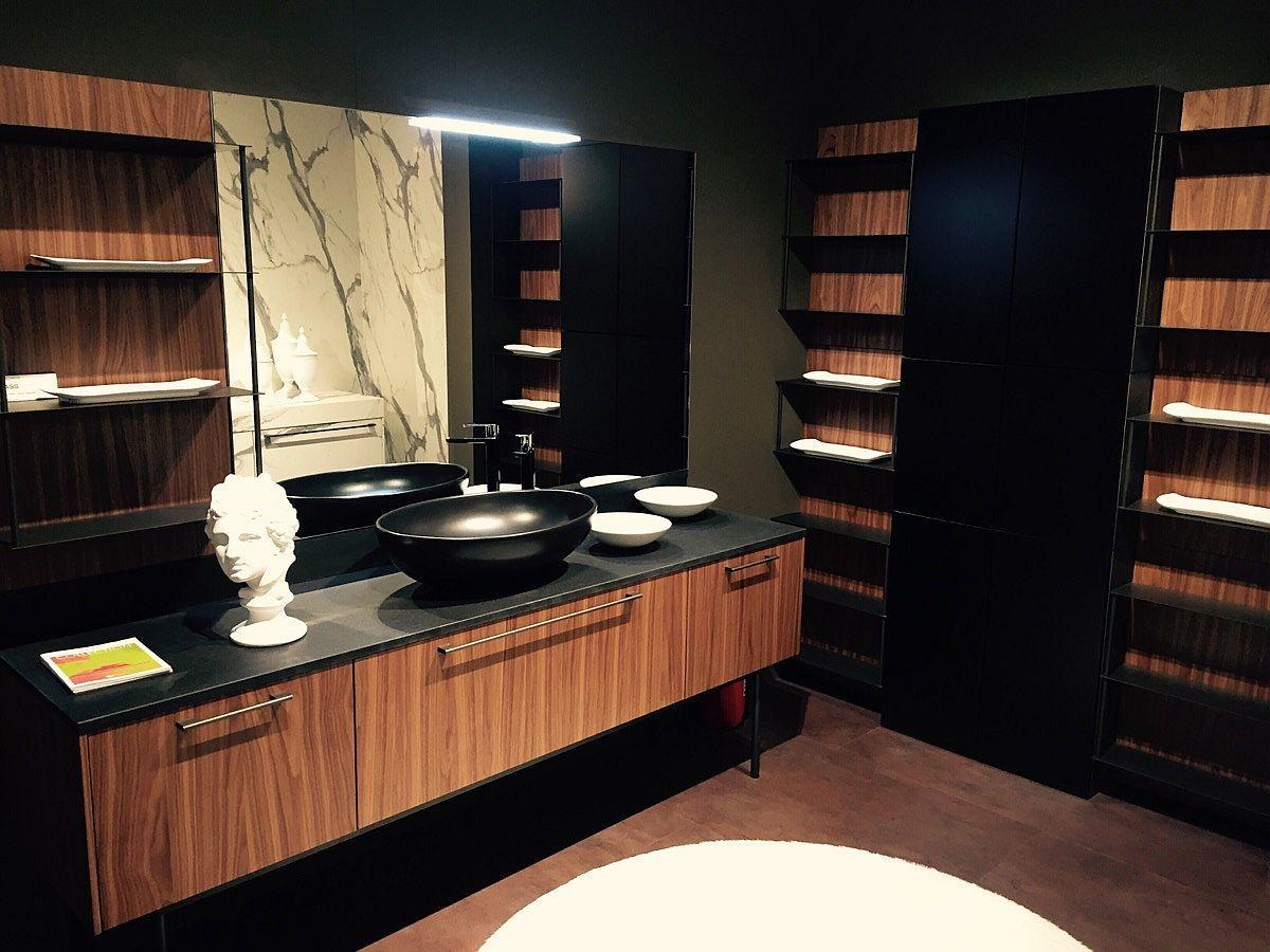 Industrially Modern Archeda Bathrooms