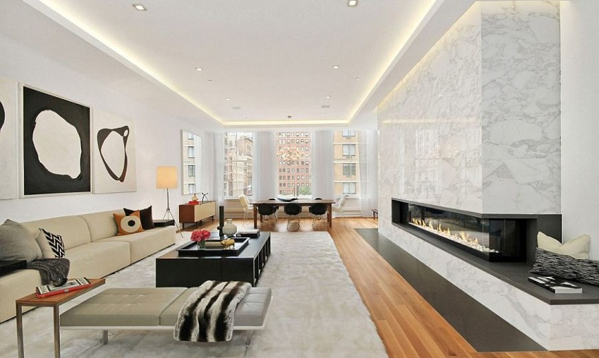 Luxurious Apartment Building in NYC Marries Industrial Past with Opulent Future!