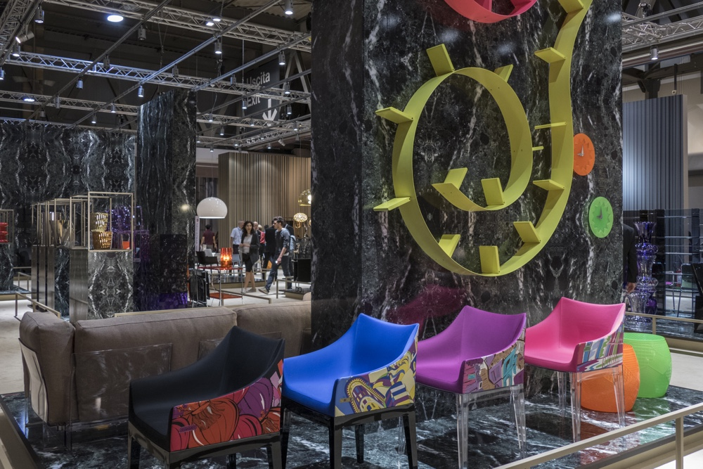 Italian design keeping it in the family for Kartell salone del mobile 2016