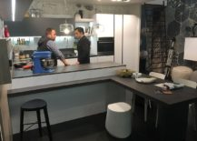 Kitchens from Snaidero at EuroCucina 2016