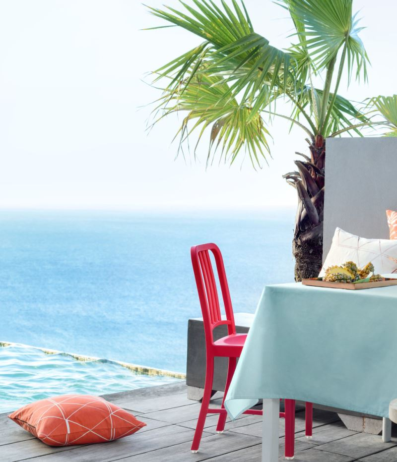 Laid-back tropical style from H&M Home