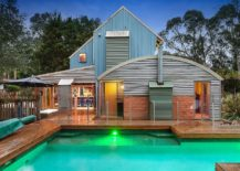Low-maintenance and energy-efficient beach style Bower House in Shoreham