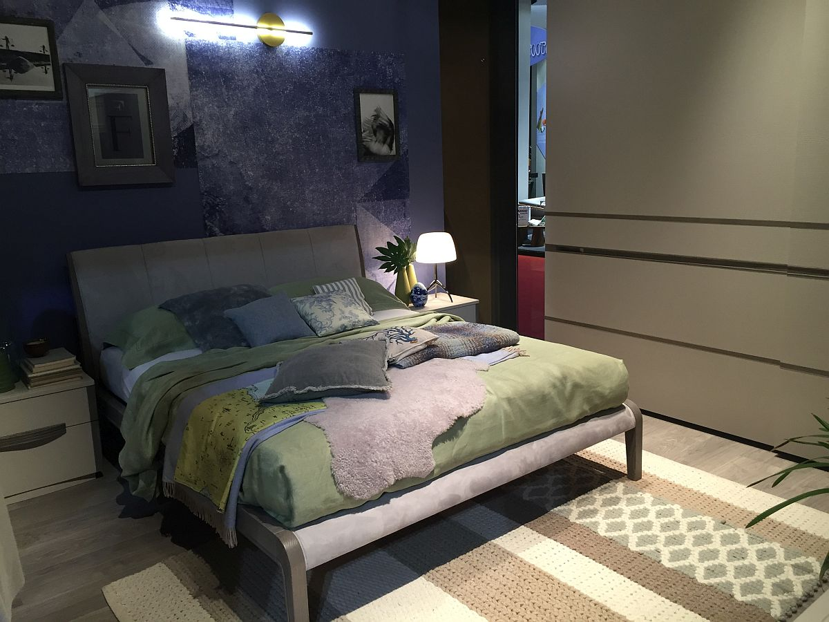 Making most of bedroom space with a delightfully diligent bed