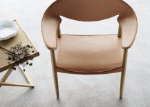 Metropolitan Chair cognac leather