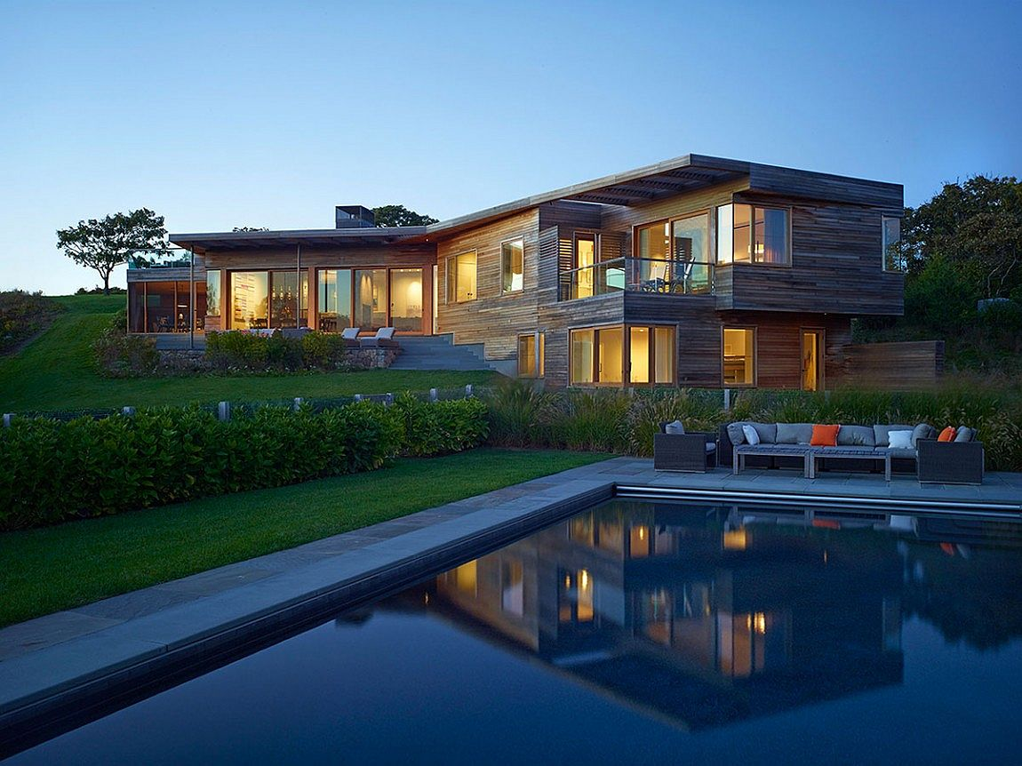 Modern Farmhouse on Martha's Vineyard