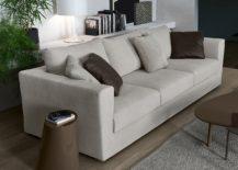 Modern modular sofa from Jesse