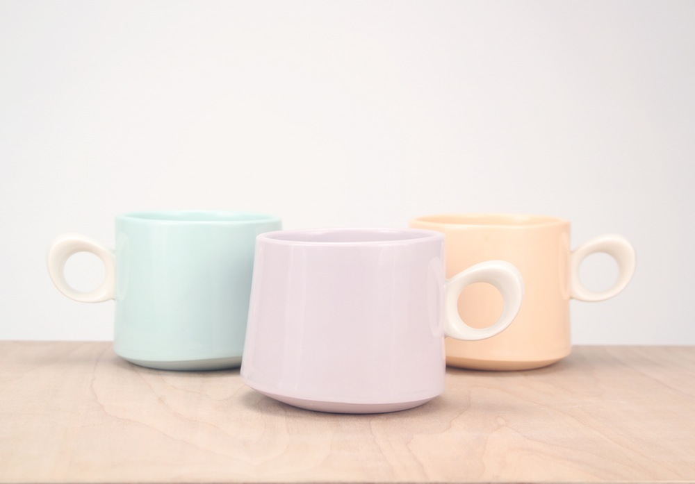Mugs from Bean & Bailey