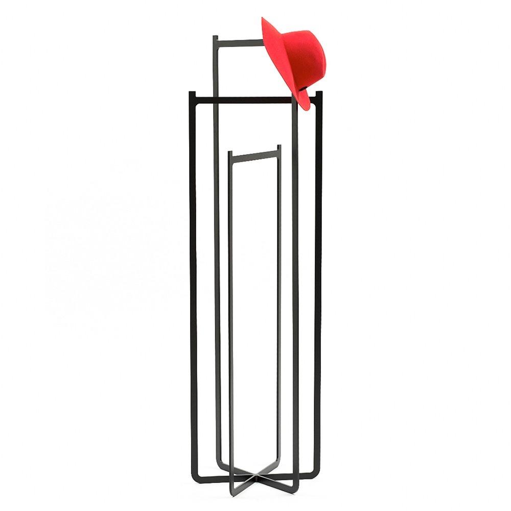 The Clip coat hanger designed by Nendo.