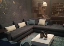 New living room decor series from Gyform at Slaone del Mobile 2016