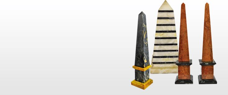 Obelisk offerings from Only Obelisks