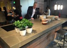 Organic, non-toxic and sustainable kitchen design from Team7