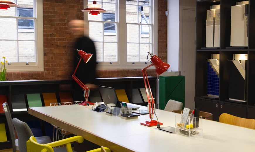 Anglepoise®️: The Quintessence of Great British Design