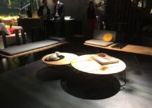 Oudtoor funiture that looks as elegant as living room decor - Design trends from Salone del Mobile 2016