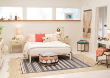 Patterned-pouf-at-the-foot-of-the-bed-217x155