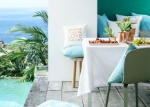 Peaceful tropical style from H&M Home