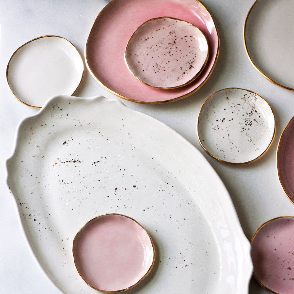 Porcelain creations from Suite One Studio