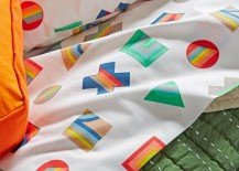 Prism bedding from The Land of Nod