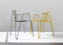 Rambla chair colours