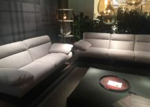 Relaxing contemporary sofas from cierre at Salone del Mobile 2016