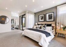 Relaxing master bedroom of Botanica 32