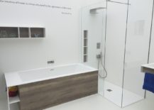 Shower-and-bathtub-make-perfect-use-of-the-corner-space-217x155