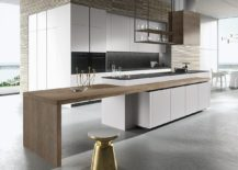 Side-table-from-West-Elm-holds-its-own-even-in-the-posh-minimal-kitchen-setting-217x155