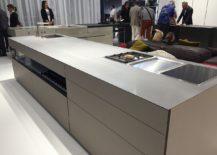 Sleek-and-stylish-minimal-kitchen-island-from-Steininger-217x155