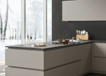 Smart kitchen worktops turn Look into an absolute dream