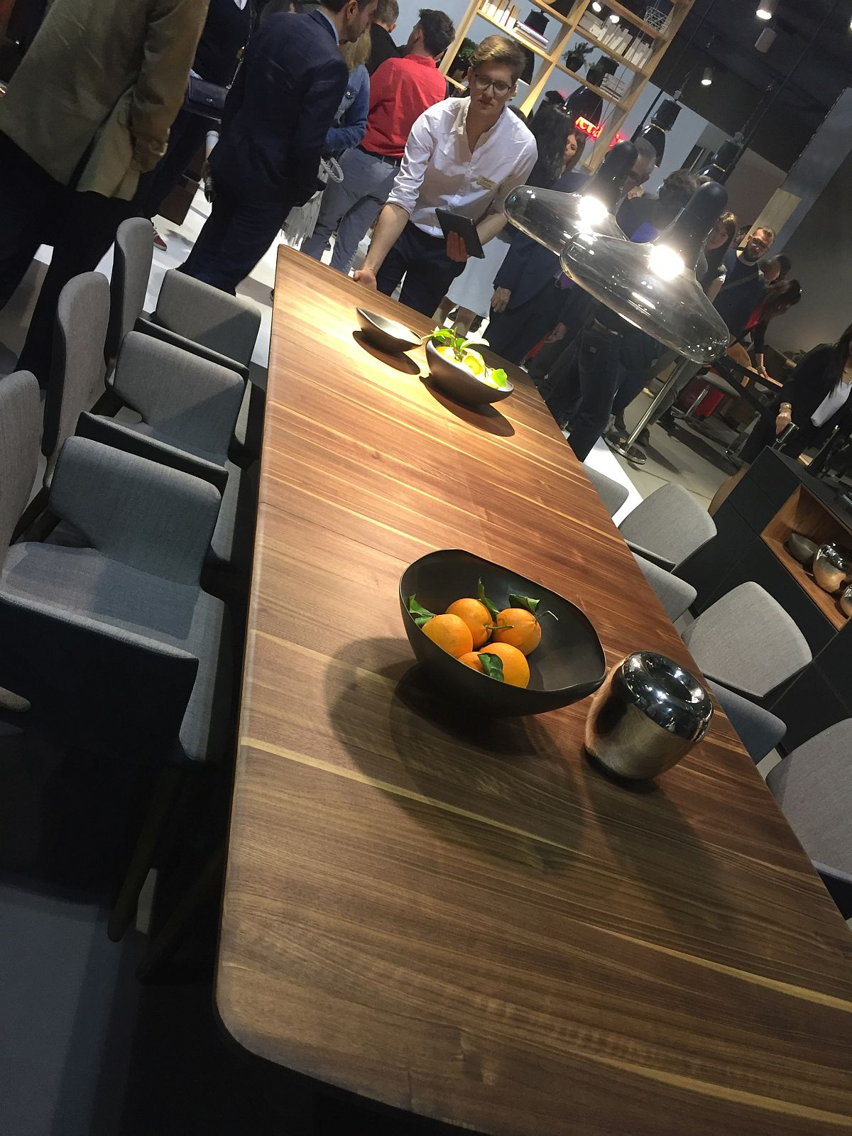 View In Gallery Space Savvy Extendable Dining Table Design From Team7