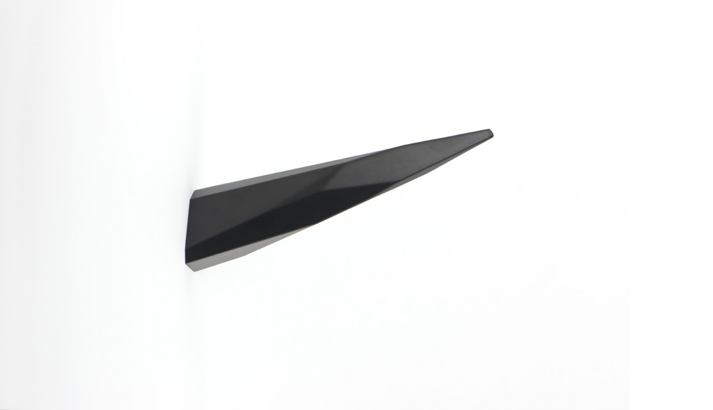 Spire in matte black from Finell