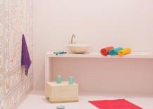 Summer bathroom style from Zara Home