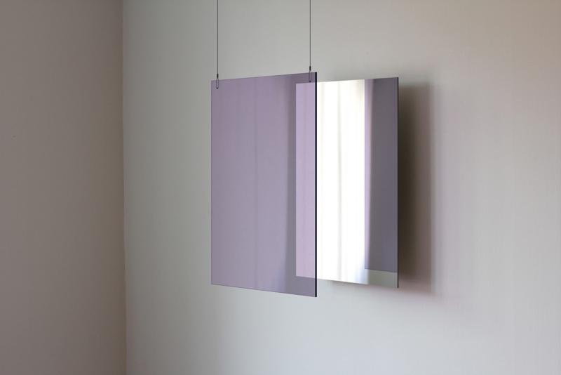 Tinted Mirror by Daniel Rybakken