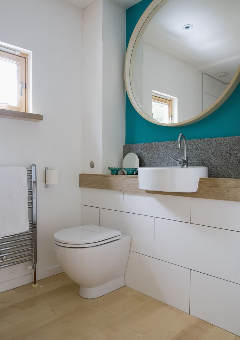 Helpful tips for creating an accent wall for Bathroom accent ideas