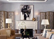 Wallpaper-and-mirror-on-the-ceiling-complete-a-stunning-living-room-217x155