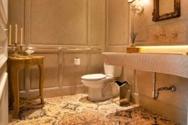 A Timeless Affair: 15 Exquisite Victorian-Style Powder Rooms