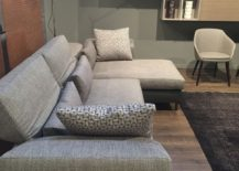 Wide array of comfy sofas on display from Gyform in Milan 2016