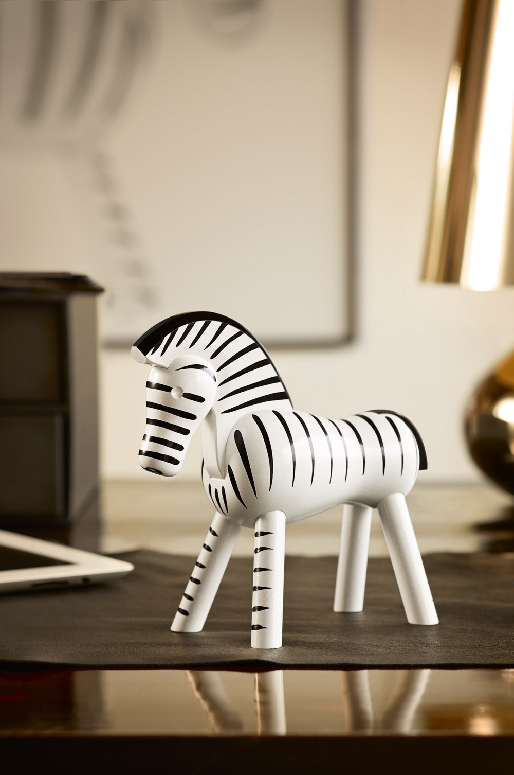 Wooden Zebra (1935).