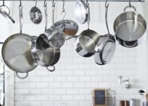 10-piece stainless steel cookware set from Williams-Sonoma