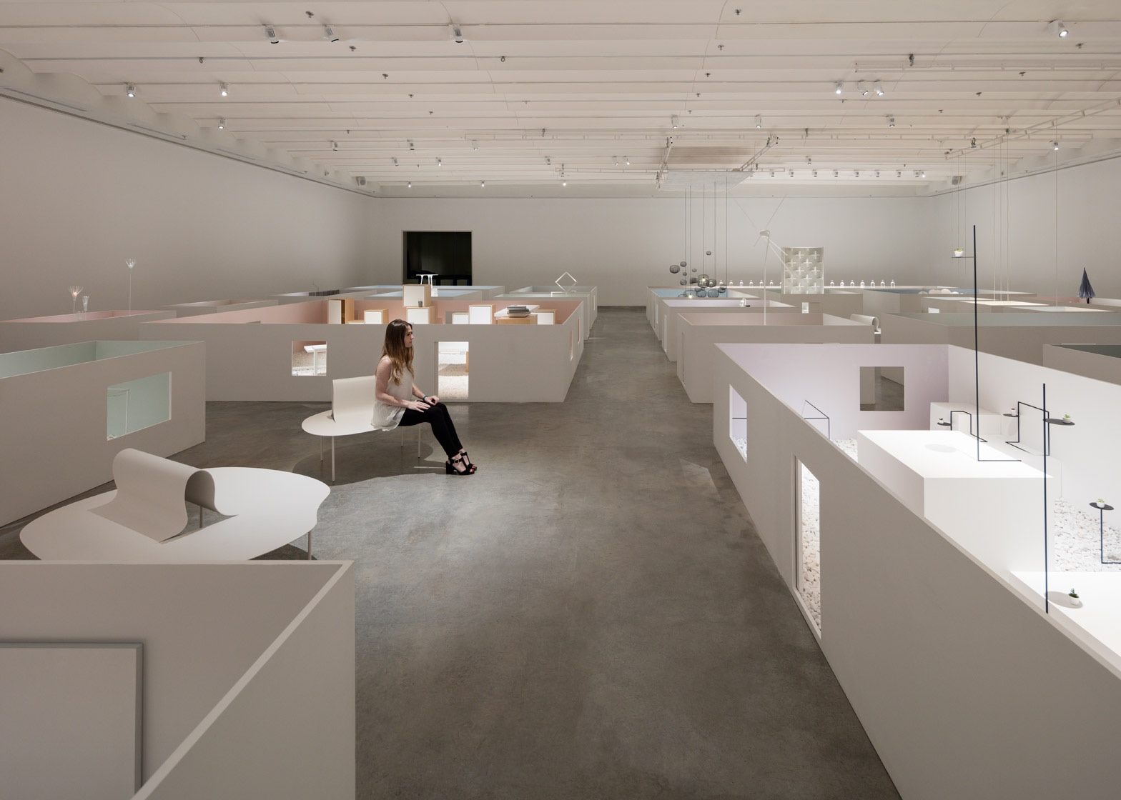 nendo retrospective at the Design Museum Holon