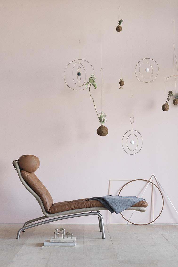 The AV Chair designed by Arne Vodder for Erik Jorgensen.