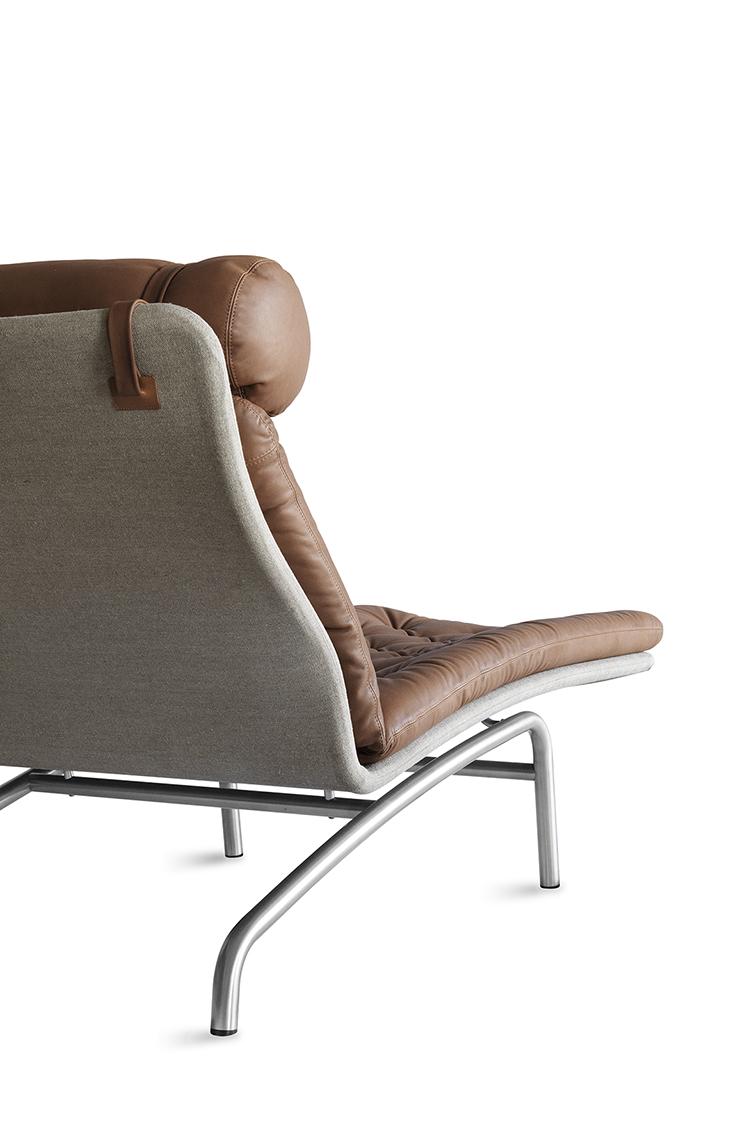 Rear detail. The AV Chair (EJ 230) from Erik Jorgensen.