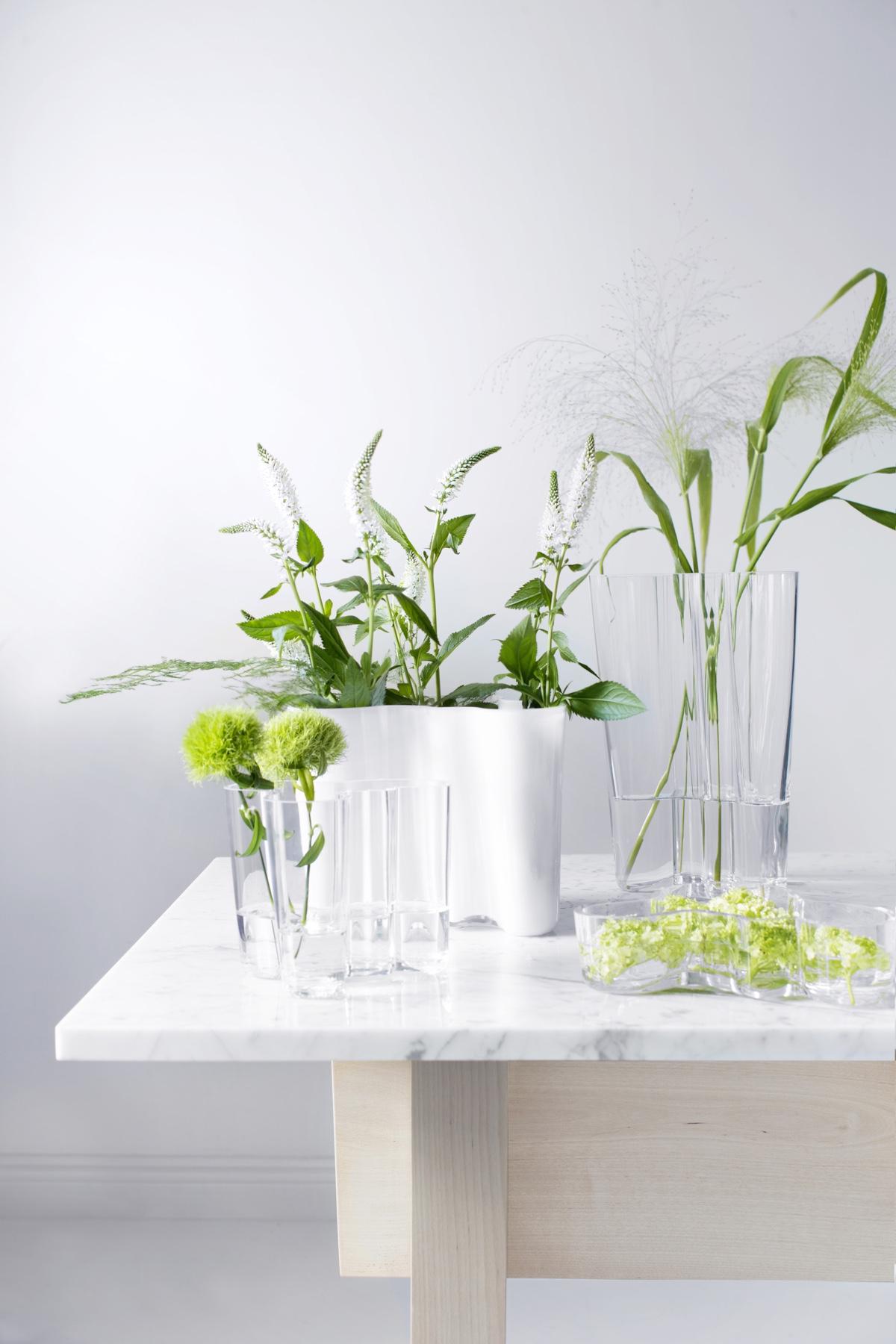 Alvar Aalto collection. Photoby Kristiina Kurronen and styling by Susanna Vento.