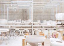 Apparatu pottery workshop
