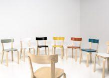 Artek 69 chairs