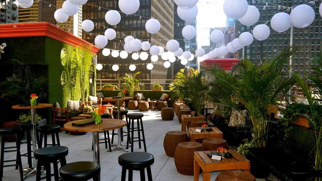 Perfect A Toast To The High Life 15 Nyc Rooftop Bars